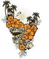 Daytona Beach by Tyger-graphics