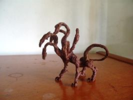HYDRA OF LERNA by Bfitzgerald