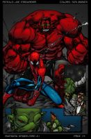 Avenging Spider-Man by wilson-go