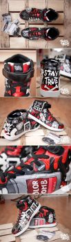 Bobsmade x Synchbands Sneaker by Bobsmade