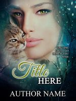 FrinaArt_6848 ( Pre-made book cover )-SOLD by FrinaArt