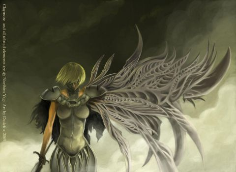 Claymore: Clare Transformation by Dedefox