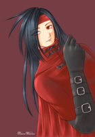 FF7: Vincent Valentine by DawnWarrior
