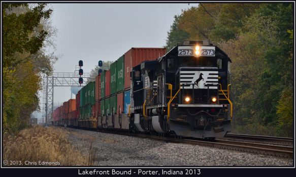 Lakefront Bound by classictrains