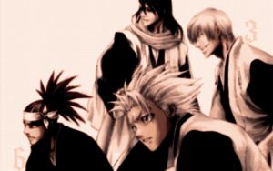 Bleach -The Devoted- by LoneWolf117