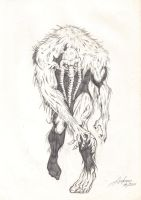 Man thing by anderson1974