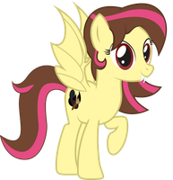 [request] Spring Darling batpony by Stainless33
