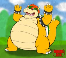 Bowser Day 2016 by HIJOKEtheDragon