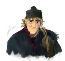 Kristoff Coloring by cpcaper