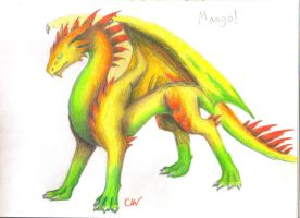 Mango by Leithster