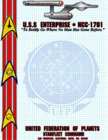 Orig USS Enterprise Stationary by viperaviator