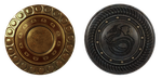 UNRESTRICTED - Fantasy shields by frozenstocks
