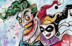 Joker and Harl by memorypalace