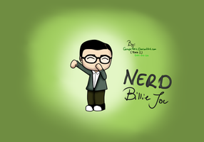 Nerd Billie Joe by GrapeTonic