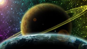2 planets by Hardii