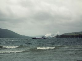 coniston boat by harrietbaxter