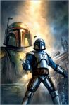 Star Wars Blood Ties 2 cover by chrisscalf