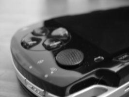 My PSP by delirum