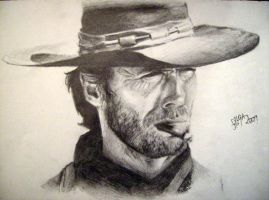 Clint Eastwood, 2009 by OrgitaSucubita