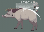 Dajao reference by Gshep