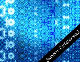 Summer Seamless Patterns Vol.2 by emmaalvarez