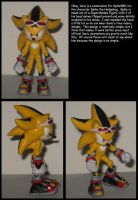custom commission: Spike the Hedgehog by Wakeangel2001