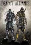 the deadly alliance by Zupano