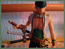 Figure Zoro - Unlimited Advent by Reironie17