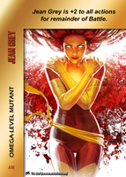 Jean Grey Special - Omega-Level Mutant by overpower-3rd