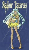 Sailor Zodiac Taurus by Warlord-of-Noodles