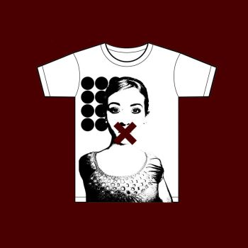 Day of Silence Tee by SeekingDivinity