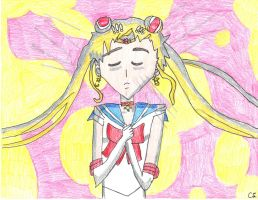 Requested: A New Tiara For Sailor Moon by MyMelodyOfTheHeart