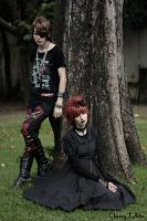 Visual Kei and Gothic by CherryLollita