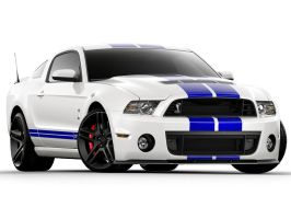 Shelby GT500 - Color 0ptions 2 by lovelife81
