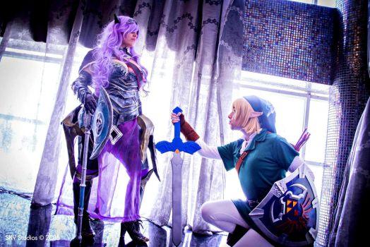 Link comes to nohr by danidarkan