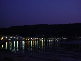Sea lights by Alej-the-Great