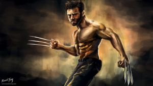 The Wolverine (2013) by minifong