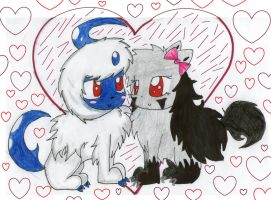 I ABSOL-utely love you! by xXShadow-BlizzardXx