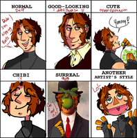 Style MEME by NicolasFlame