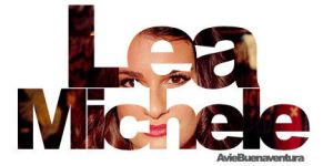 lea michele by imnotjustakid