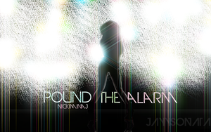 Nicki Minaj - Pound The Alarm by JayySonata