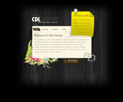 CDL Design Home Page by ClaXixX