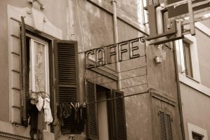 Roman_Cafe by Dimzy