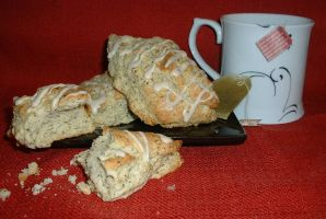 Chai Tea Scones by Kahlan4