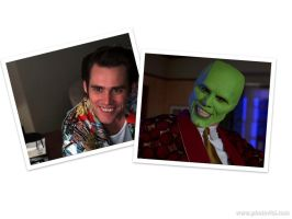 Ace Ventura And The Mask by Comicbookgeek1399