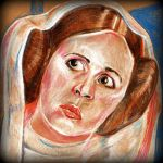 Leia, Hiding by philippeL