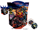 Transformers The Movie - One Shall Fall by reeves83