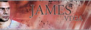 James Vega signature by shatinn