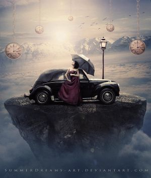 : : The Time Traveller : : by SummerDreams-Art