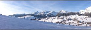 Winter Switzerland by MIUX-R